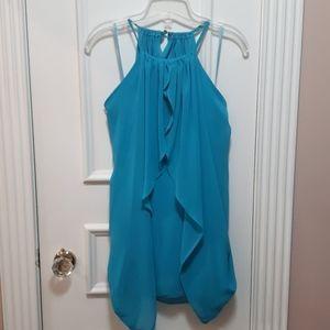 🛍️ NWT STUNNING blue dress